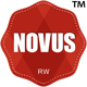'Novus' - Responsive And Modular Basic Email - ThemeForest Item for Sale