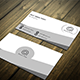 White Gray Business Card - GraphicRiver Item for Sale
