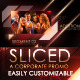 Sliced - A Corporate Promo - VideoHive Item for Sale