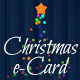 Merry Christmas e-Card - CodeCanyon Item for Sale