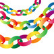 Paper Chains with a Balloons Party Banner - GraphicRiver Item for Sale