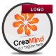 CreaMind Logo Template - GraphicRiver Item for Sale