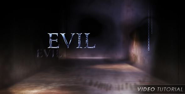 After Effects Project - VideoHive Dark Cinematic Trailer 197126