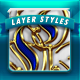 Luxe Layer styles v2 - GraphicRiver Item for Sale