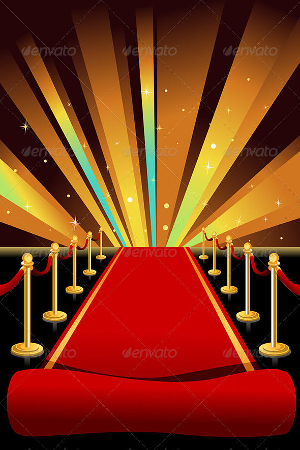 Red Carpet Invitations Fre 187 Tinkytyler Org Stock Photos