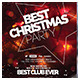 Best Christmas Party Flyer - GraphicRiver Item for Sale