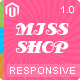 Miss Shop - Responsive Magento Theme - ThemeForest Item for Sale