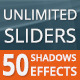 3D Web Slider With 50 Different Shadow Option - GraphicRiver Item for Sale