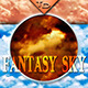 Fantasy Cloudy Sky - GraphicRiver Item for Sale