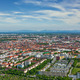Aerial view of Munich. Munich, Bavaria, Germany - PhotoDune Item for Sale