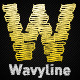 Wavyline Font - GraphicRiver Item for Sale