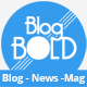 Blogbold - Responsive Metro Blogmagnews Theme - ThemeForest Item for Sale