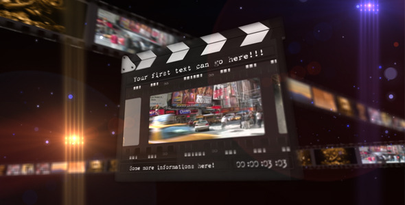 After Effects Project - VideoHive Frame by frame 639768
