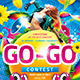 Dance Contest Flyer - GraphicRiver Item for Sale