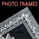 Photographic Decorative Frames Set - GraphicRiver Item for Sale