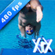 Jumping Into Swimming Pool - VideoHive Item for Sale
