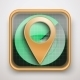 Find Icon Map Marker for Web and Application. - GraphicRiver Item for Sale