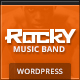 Rocky- Event & Music Band Theme - ThemeForest Item for Sale
