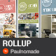 Banner or Rollup Interior Design - GraphicRiver Item for Sale