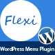 Flexi Menu WordPress Plugin - CodeCanyon Item for Sale