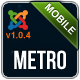 Metro Mobile :: Premium Joomla Mobile Template  - ThemeForest Item for Sale
