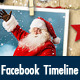 Christmas Facebook Timeline - GraphicRiver Item for Sale