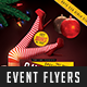Event Flyers PSD Template V7 - GraphicRiver Item for Sale
