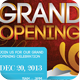 Grand Opening Flyer V2  - GraphicRiver Item for Sale