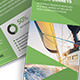 Ecology Trifold Brochure - InDesign Template - GraphicRiver Item for Sale