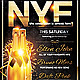 NYE 2014 Flyer - GraphicRiver Item for Sale