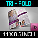Hospital Tri-Fold Brochure Template - GraphicRiver Item for Sale