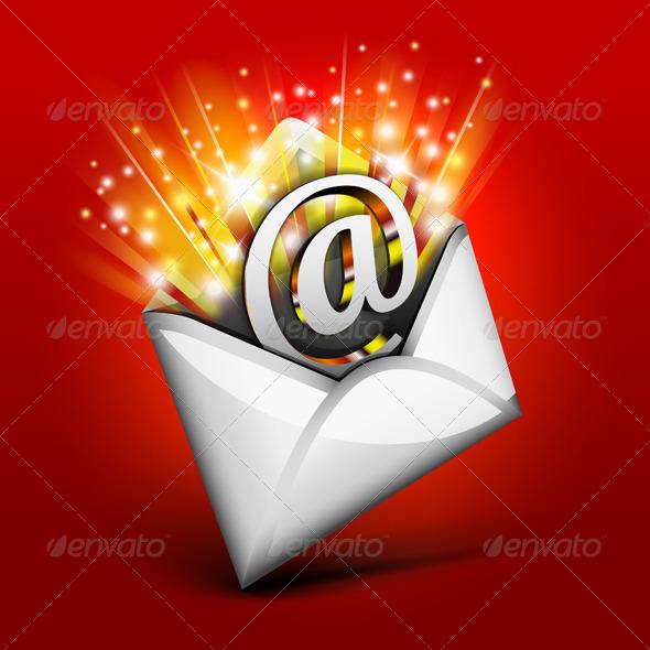 GraphicRiver Magic Email 6184908