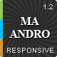 Andro Responsive Magento Theme - ThemeForest Item for Sale