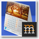 Desk Calendar-2 2014 - GraphicRiver Item for Sale