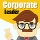 Corporate Leader - GraphicRiver Item for Sale