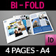 Company Brochure Bi-Fold Template Vol.4 - GraphicRiver Item for Sale