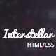 Interstellar - Multi-purpose HTML Template - ThemeForest Item for Sale