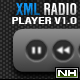 Flash XML Radio Player - ActiveDen Item for Sale
