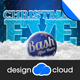 Christmas Eve Bash Party Event Flyer - GraphicRiver Item for Sale