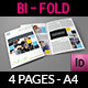Company Brochure Bi-Fold Template Vol.6 - GraphicRiver Item for Sale