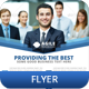 Corporate Flyer Template Vol 7 - GraphicRiver Item for Sale