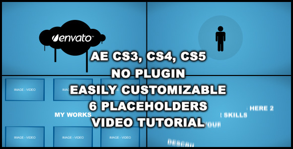 After Effects Project - VideoHive About Me 651413