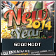 New Year Eve 2014 Flyer - GraphicRiver Item for Sale