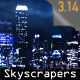 Skyscrapers Intro / Opener - VideoHive Item for Sale