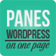 Panes - WordPress on One Page - ThemeForest Item for Sale
