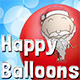 Happy Balloons - VideoHive Item for Sale