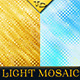 Abstract Light Mosaic Backgrounds - GraphicRiver Item for Sale
