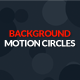 Motion Background Bokeh & Circles Animation - CodeCanyon Item for Sale