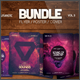 Futuristic Bundle Vol 3 - GraphicRiver Item for Sale