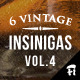 Vintage Insignias Vol.4 - GraphicRiver Item for Sale
